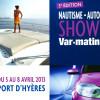 Le salon du nautisme à Hyères #2013